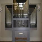 Evangelisch-Reformierte Petri-Kirche, Herford, Umbau 2007 (Frontalansicht)